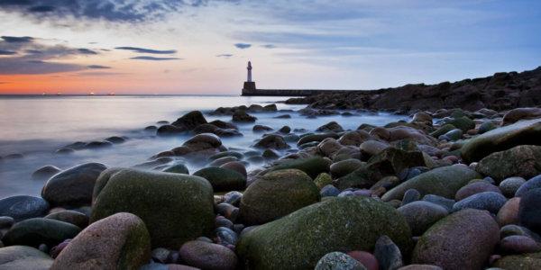 Aberdeen Beach and Harbour