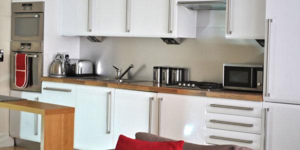Edinburgh West End Kitchen