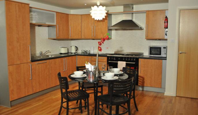 Edinburgh West Tollcross Kitchen