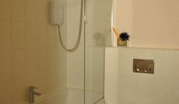Manchester City Centre Bathroom
