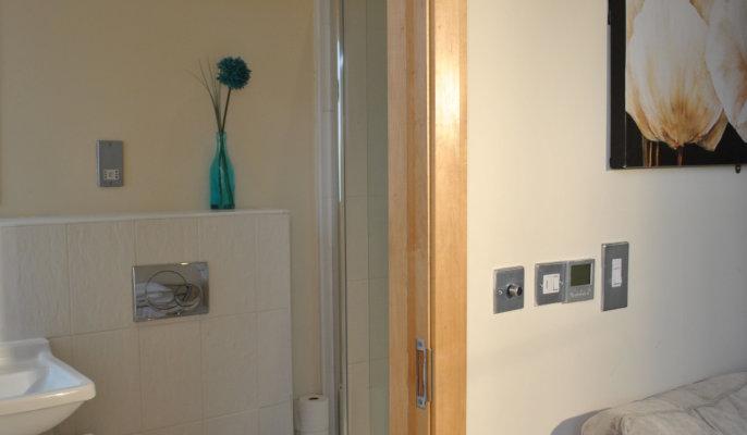 Manchester City Centre Ensuite Bathroom