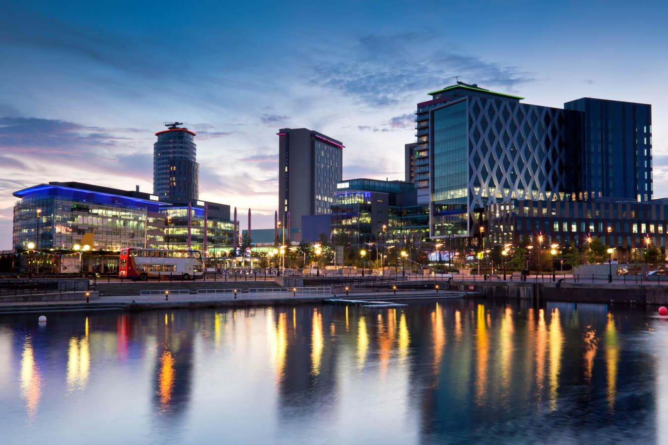 Manchester Skyline