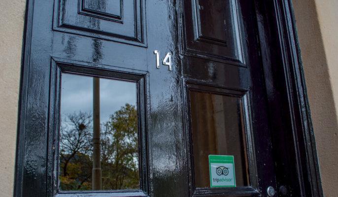 Glasgow West End Exterior