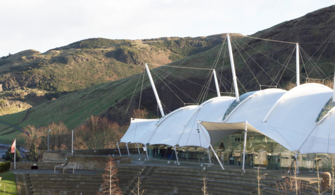Holyrood Serviced Apartments View