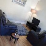Saint Vincent Street Apartments Glasgow Living Area 2